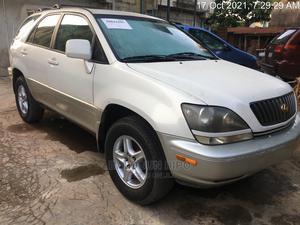 Lexus RX 2000 White   Cars for sale in Lagos State, Ilupeju