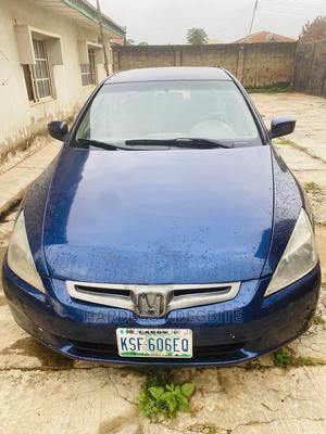 Honda Accord 2003 Blue   Cars for sale in Oyo State, Ibadan