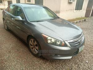 Honda Accord 2008 2.0 Comfort Gray   Cars for sale in Abuja (FCT) State, Wuse