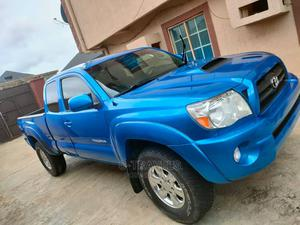Toyota Tacoma 2007 Access Cab Blue | Cars for sale in Lagos State, Ojo