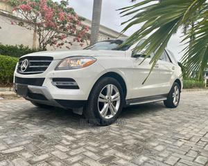Mercedes-Benz M Class 2013 White | Cars for sale in Enugu State, Enugu