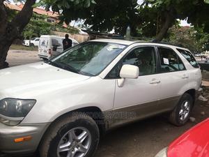 Lexus RX 2001 300 Off White   Cars for sale in Lagos State, Amuwo-Odofin
