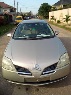 Nissan Primera 2007 Gold   Cars for sale in Lagos State, Abule Egba