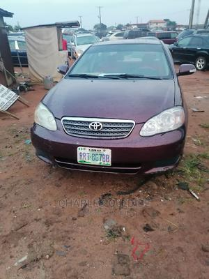 Toyota Corolla 2004 LE Red | Cars for sale in Imo State, Owerri