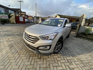 Hyundai Santa Fe 2014 Silver | Cars for sale in Lagos State, Surulere