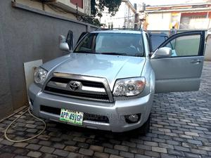 Toyota 4-Runner 2006 Limited 4x4 V6 Silver | Cars for sale in Lagos State, Kosofe