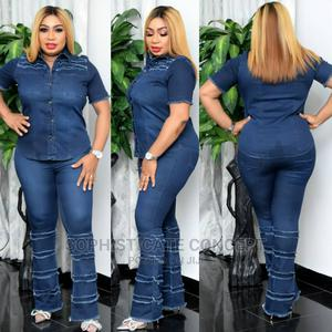 Classic Ladies 2 Piece Trouser And Top   Clothing for sale in Lagos State, Ikeja