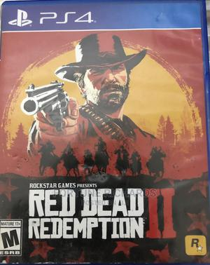 Red Dead Redemption 2   Video Games for sale in Abuja (FCT) State, Gwarinpa