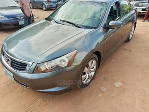Honda Accord 2008 2.0 Comfort Automatic Gray | Cars for sale in Kaduna State, Kaduna / Kaduna State