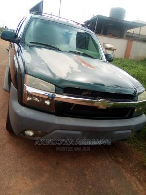 Chevrolet Avalanche 2012 LS 4WD Green   Cars for sale in Ondo State, Akure