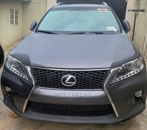 Lexus RX 2014 350 F Sport AWD Gray   Cars for sale in Lagos State, Ikeja