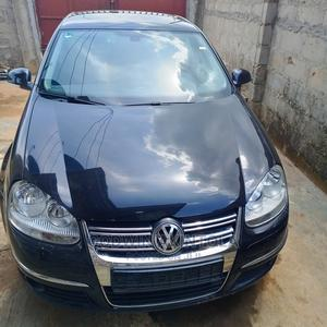 Volkswagen Jetta 2007 2.0T FSi Black   Cars for sale in Lagos State, Lagos Island (Eko)