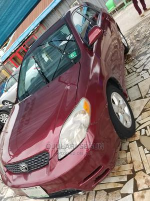 Toyota Matrix 2004 Red | Cars for sale in Lagos State, Ajah