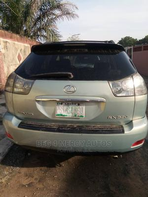 Lexus RX 2005 330 Silver | Cars for sale in Lagos State, Ojo