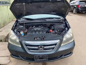 Honda Odyssey 2006 2.4 4WD Gray | Cars for sale in Lagos State, Maryland