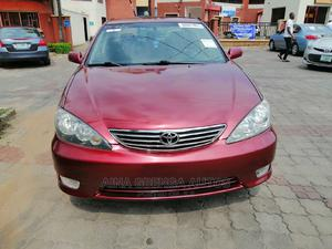 Toyota Camry 2006 Red | Cars for sale in Lagos State, Magodo