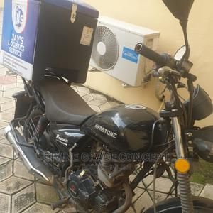 Kymstone Husky 2019 Black | Motorcycles & Scooters for sale in Oyo State, Ibadan