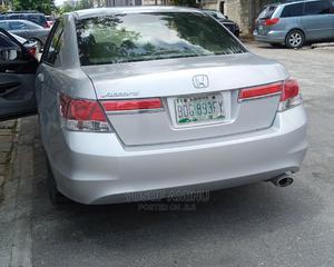 Honda Accord 2011 Sedan EX Automatic Silver | Cars for sale in Lagos State, Victoria Island