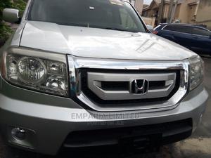 Honda Pilot 2010 Silver | Cars for sale in Lagos State, Magodo
