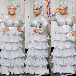 New Quality Turkey Trendy Long Dinner Gown | Clothing for sale in Lagos State, Lagos Island (Eko)