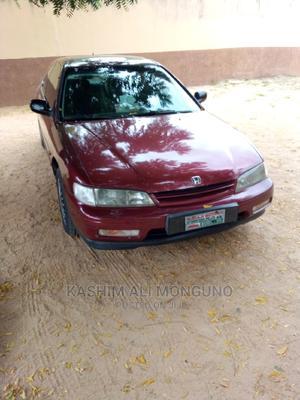 Honda Accord 1997 Red | Cars for sale in Borno State, Maiduguri