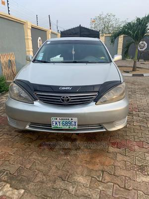 Toyota Camry 2006 Silver | Cars for sale in Lagos State, Ikorodu