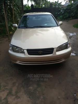 Toyota Camry 2002 Gold   Cars for sale in Akwa Ibom State, Uyo