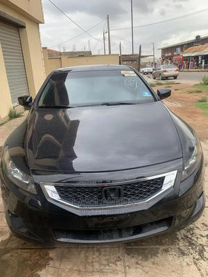 Honda Accord 2009 Coupe 3.5 EX-L V6 Black | Cars for sale in Oyo State, Ibadan