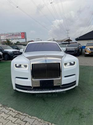 New Rolls-Royce Phantom 2019 White | Cars for sale in Lagos State, Ikeja