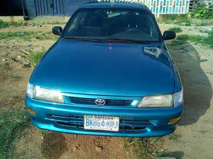 Toyota Corolla 1996 160i GLE Blue   Cars for sale in Niger State, Suleja