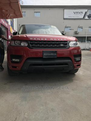 Land Rover Range Rover Sport 2014 Red | Cars for sale in Lagos State, Ajah