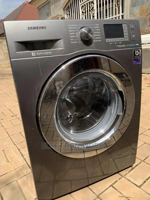 9kg Samsung Inverter Direct Automatic Washing Machine | Home Appliances for sale in Abuja (FCT) State, Wuse 2