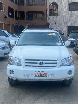 Toyota Highlander 2007 Limited V6 White   Cars for sale in Lagos State, Ikeja