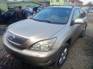 Lexus RX 2008 350 AWD Gold   Cars for sale in Lagos State, Ikeja