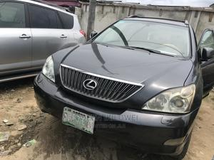 Lexus RX 2006 Black   Cars for sale in Rivers State, Port-Harcourt