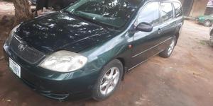 Toyota Corolla 2001 Green   Cars for sale in Ogun State, Abeokuta South