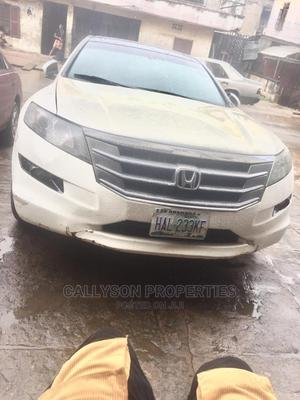Honda Accord Crosstour 2009 White | Cars for sale in Anambra State, Onitsha
