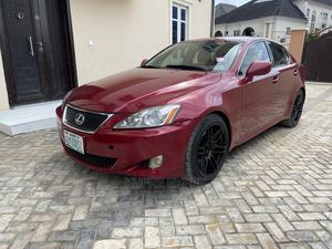 Lexus IS 2007 350 Red | Cars for sale in Lagos State, Amuwo-Odofin