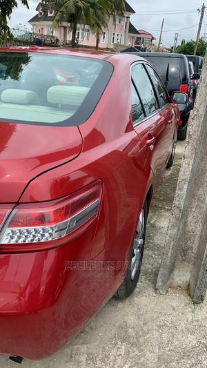 Toyota Camry 2011 Burgandy | Cars for sale in Lagos State, Amuwo-Odofin