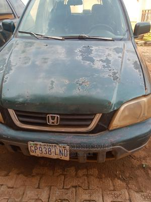 Honda CR-V 2000 2.0 4WD Automatic Green   Cars for sale in Oyo State, Ibadan