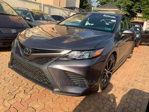 Toyota Camry 2018 SE FWD (2.5L 4cyl 8AM) Gray | Cars for sale in Kaduna State, Kaduna / Kaduna State