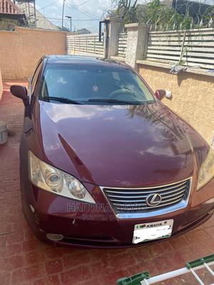 Lexus ES 2008 350 Red   Cars for sale in Abuja (FCT) State, Maitama