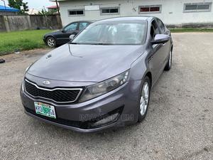 Kia Optima 2013 Gray | Cars for sale in Cross River State, Calabar