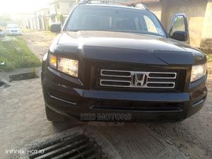 Honda Ridgeline 2006 Black | Cars for sale in Lagos State, Isolo