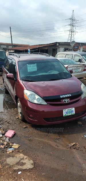 Toyota Sienna 2005 Red | Cars for sale in Lagos State, Ikorodu