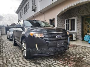 Ford Edge 2011 Black   Cars for sale in Lagos State, Victoria Island