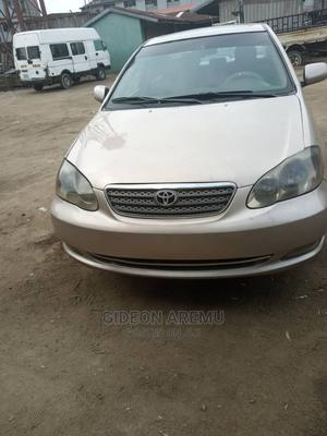 Toyota Corolla 2005 Gold | Cars for sale in Lagos State, Surulere