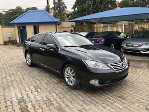 Lexus ES 2010 350 Black | Cars for sale in Rivers State, Port-Harcourt