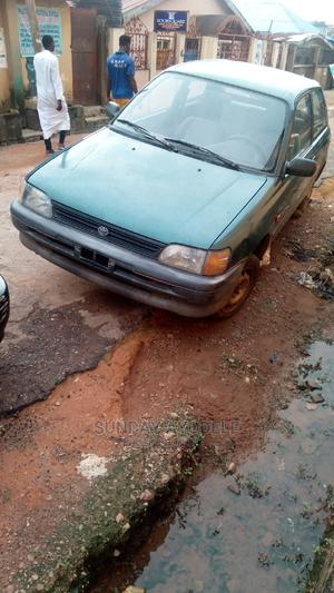 Toyota Starlet 1999 Green   Cars for sale in Lagos State, Ogba
