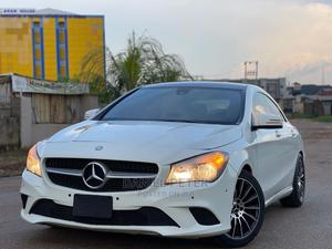 Mercedes-Benz CLA-Class 2014 White   Cars for sale in Abuja (FCT) State, Jahi